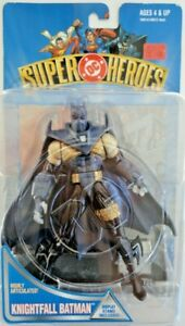 DC Comics Superheroes Knightfall Batman Figure Hasbro 1999 (Mint On Card) Azrael