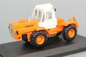 1/43 Tractor T-150K traktor trattore USSR Hachette #92 1:43 New Orange