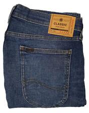 Herren Schnitt Label Lee ab Lager Jeans Skinny Stretch Kult Zip Fly Baumwolle UK
