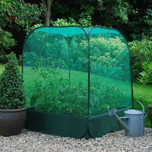 Pop Up Net Cover for Large Raised Bed
