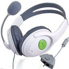 XBOX 360 HEADPHONES (SENSATIONAL HEADSET 360) - UK Seller