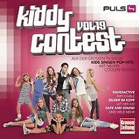 Kiddy Contest,Vol. 19 von Kiddy Contest Kids | CD | Zustand gut