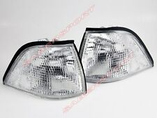 -pair-clear-corner-parking-signal-lights-for-19921999-bmw-e36-coupe-convertible