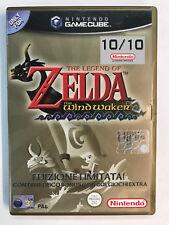Nintendo GameCube THE LEGEND OF ZELDA THE WINDWAKER Edizione Limitata PAL ITA