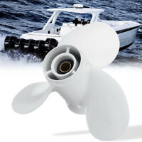 9 1/4 x 12 Aluminum Boat Outboard Propeller For Yamaha 9.9-15HP 683-45941-00-EL