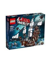 LEGO Movie 70810 MetalBeard's Sea Cow New Sealed Retired