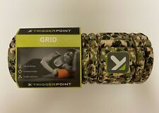 Trigger Point Grid Foam Roller with Free Online Instructional Videos NEW