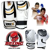 Cage Fighting Kids Junior Sparring Bag Mitts Focus Pads Training Kick Boxing