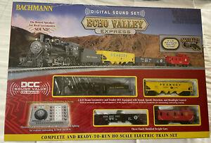 BACHMANN HO Echo Valley Express Train Set - DCC & Sound