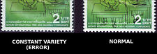 Thailand Stamp 1996 Rotary International Asia Conference w/ Constant Variety MNH