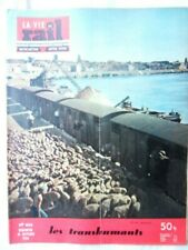 LA VIE DU RAIL N°466-10 OCTOBRE 1954