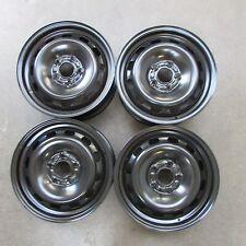 """Set 4 cerchi in ferro Ford Focus C-MAX 03-07 15"""" 6J ET52,5 5x108 6752 51-2-A-2"""