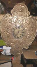 pendule horloge cartel -comtoise carillon foret noire