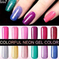 Belen Bling Neon Color Gel Nail Polish UV LED Soak Off Sealer 10ml