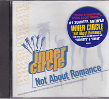 Inner Circle-Not About Romance Promo cd maxi single