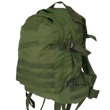 Zaini e borse da campeggio ed escursionismo verde in nylon