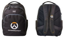 Blizzard Overwatch Adjustable Padded Tracer Inside Backpack School Bag Cosplay