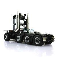LESU 1/14 RC Tractor Truck 8*8 Benz 3363 Metal Chassis Model DIY TAMIYA 56352