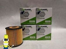 Synthetic Oil Filter for 2001-2004 Volvo S60 with 2.3L Engine 10k Mile x4