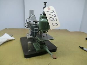 Watchmakers Precision Drilling Machine (CTAM  #7780)