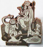 Disney DLR Resort Haunted Mansion Ghost Tea Party Pin