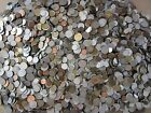 Huge Unsearched Lot of World Foreign coins selling by the 1.9 Kilos (4.19 Lbs)
