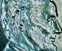 2020 P LINCOLN CENT PENNY VERY STRONG DDO & DDR ! DOUBLE EAR VARIETY! SO SWEET!