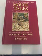 """Beatrix Potter """"Mouse Tales"""""""