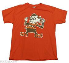 Cleveland Browns Manzielf shirt youth large Johnny Football Elfie Manziel orange