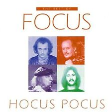 FOCUS - HOCUS POCUS/BEST OF - ORIGINAL RECORDING REMASTERED - CD NEUF