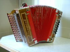 Steirische Harmonika Hlavacek - 3reihig - B-ES-AS