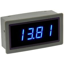 Blue LED - ME-DV42331 - 7-30 VDC Panel Meter