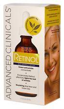 Advanced Clinicals Retinol Serum 1.75 oz. Potent anti-wrinkle Concentrate