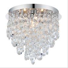 Saxby Endon 61233 Kristen 3 Light Bathroom Ceiling Flush Light IP44 18W