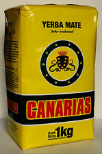 1kg Canarias Yerba Mate 1000g Free Delivery