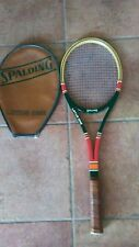 SPALDING LOTUS ONE TENNIS RACKET with COVER Light 4 1/4 Belgium Boron Reinforced