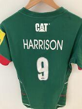 Leicester Tigers Sam Harrison Match Shirt