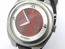 Fossil JR8198 Men's Watch - Chinese Red Dragon Animated Dial - 50m