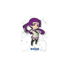 Blue Exorcist Izumo Rubber Cell Phone Strap Licensed NEW