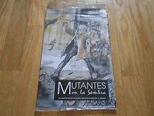 Mutantes en la Sombra - Pantalla + Guía Heracles 1ª ed. - juego rol - Ludotecnia