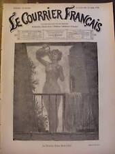 COURRIER FRANCAIS 1901 N 29 LA DOUCHE D'UNE NUIT D' ETE