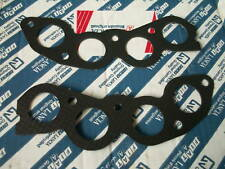 New Fiat X19 X1/9 128 Pair of Exhaust Manifold Gaskets
