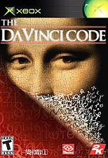 2006, Microsoft, X-Box, DaVinci Code Game, Complete with Manual and Box