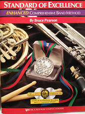Standard Of Excellence Second Edition Alto Saxophone Book 1 W/ Online Link