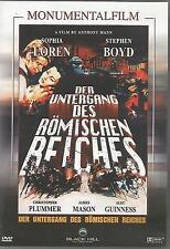 Der Untergang des Römischen Reiches - Sophia Loren / DVD #12307