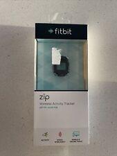 🔥 Fitbit FB301B Zip Wireless Activity Tracker - Black SEALED