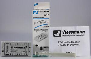 Viessmann H.O. #5217 (s88) Decoder for Märklin Digital System, N/BX
