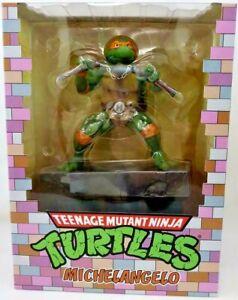 PCS Nickelodeon Teenage Mutant Ninja Turtles Michelangelo 1/8 Scale PVC Statue