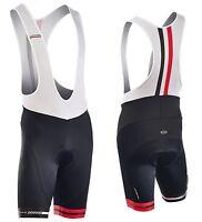 Northwave Logo 2 Bib Shorts White Black Red 2016 New XL