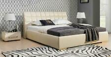 Bed Leather Bed Upholstered Bed Box Double Bedroom Double Bed Beds Apolloh